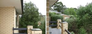 garden renovation front